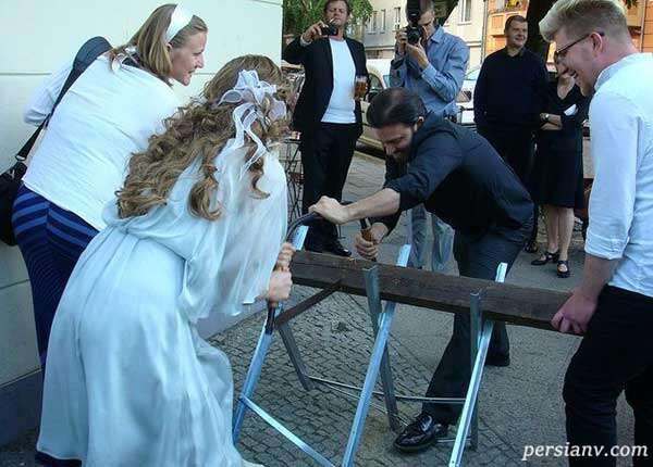 سنت ازدواج در آلمان