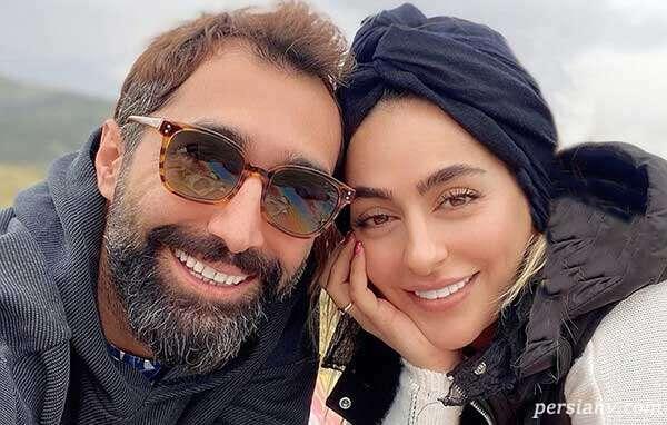 اتوبوس سواری سمانه پاکدل و همسرش هادی کاظمی در تهران