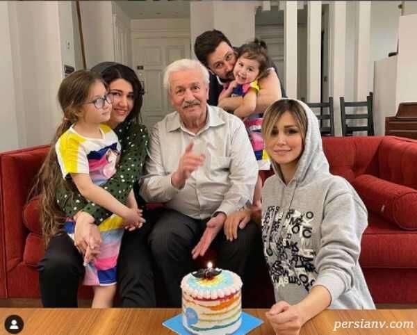 تولد پدر نیلوفر استخری