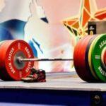 شکسته شدن رکورد وزنهبرداری توسط وزنه بردار سیده الهام حسینی زن ایران