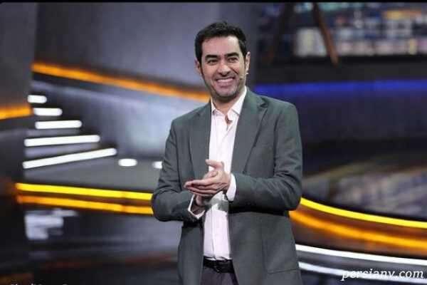 شهاب حسینی در برنامه هم رفیق