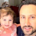 عکس جدید خانواده شاهرخ استخریپس از بازگشت از بلژیک
