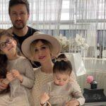 جشن تولد پدر شاهرخ استخری و تصاویری که همسرش منتشر کرد