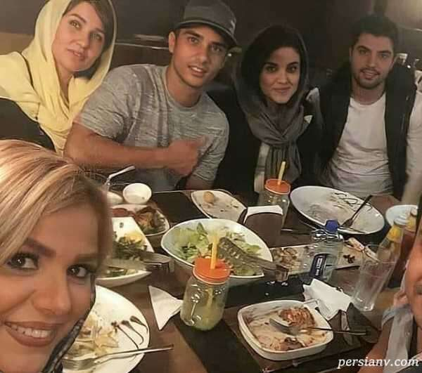سینا مهراد و ساعد سهیلی