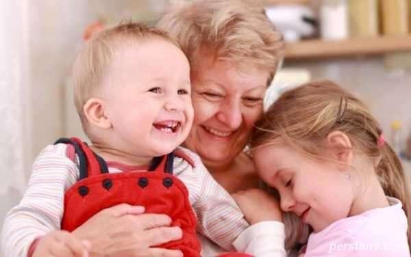 خانواده عجیب الیگودرزی که سه مادربزرگ دارند