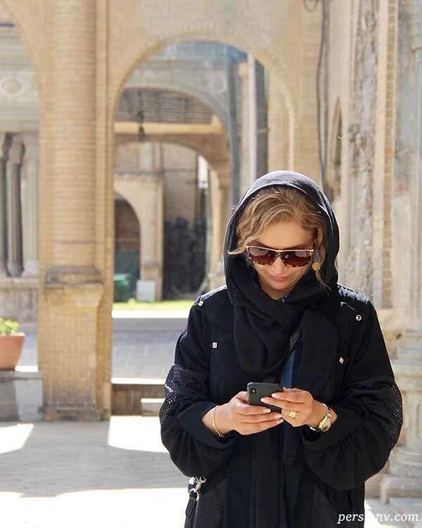تهران گردی شبنم قلی خانی