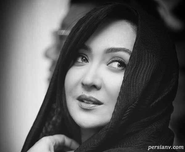 چهره آفتاب زده نیکی کریمی بازیگر در سفرش به اهواز