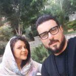 سیزده بدر محسن کیایی و دخترش رز