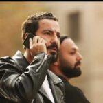 سیزده بدر نوید محمدزاده در کنار بازیگر ملکه گدایان