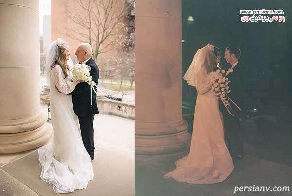 بازسازی عکس عروسی