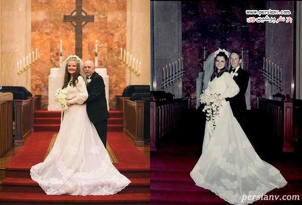 عکس های سالگرد عروسی