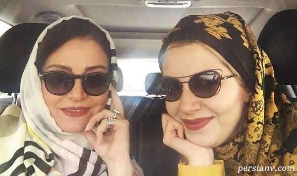 عکس مریلا و ملیکا زارعی