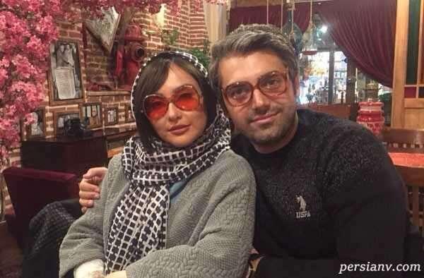 محمدرضا رهبری و همسر