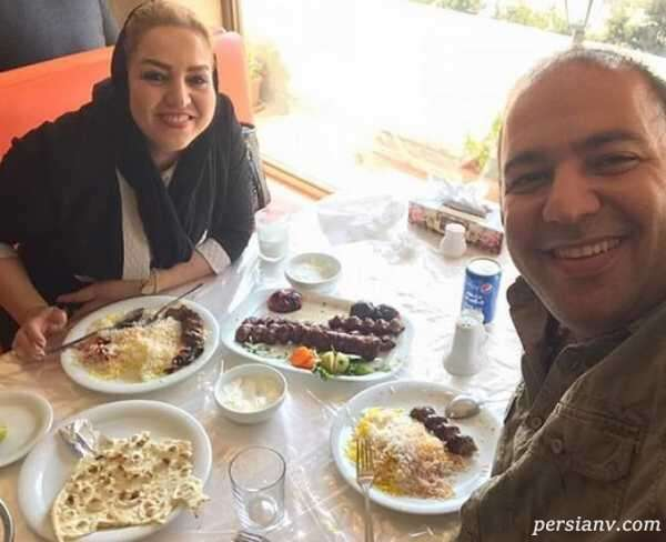 علی اوجی و مادر زنش