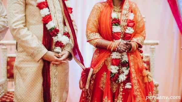 عجیب ترین تصمیم عروس وقتی داماد در مراسم عروسی ناپدید شد
