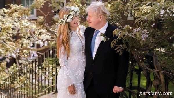 ازدواج بوریس جانسون