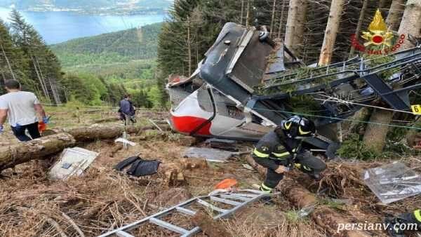 حادثه در ایتالیا