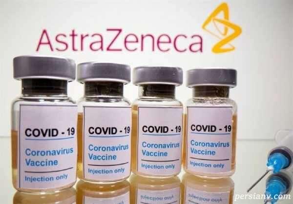 دریافت کننده واکسن کرونا