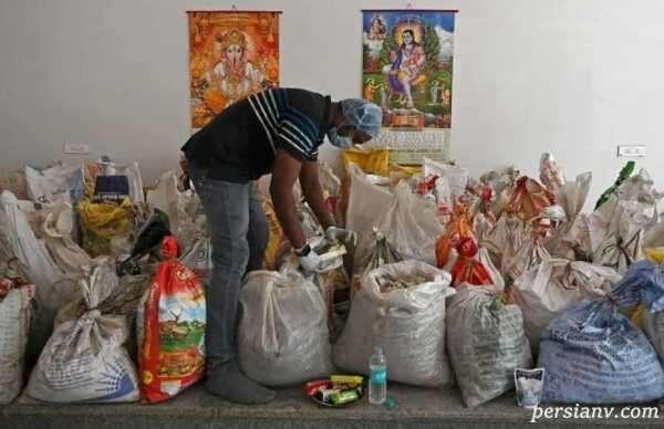 فوتی های کرونایی در هند