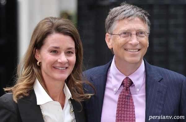 طلاق ۱۳۰ میلیارد دلاری بیل گیتس و میلندا !
