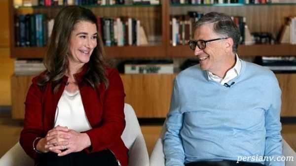 واکنش کاربران به طلاق بیل گیتس از ملیندا همسرش