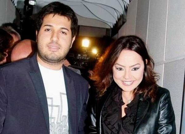 طلاق رضا ضراب و ابرو گوندش در دادگاهی در ترکیه رسمی شد