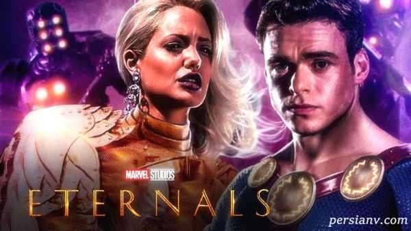 انتشار اولین تریلر از فیلم ابر قهرمانی Eternals با حضور آنجلینا جولی