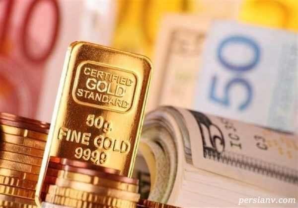 ریزش قیمت دلار و سکه