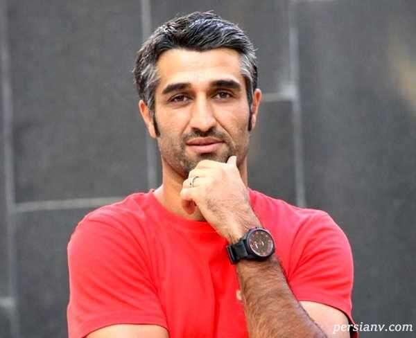 هجوم طرفداران پژمان جمشیدی و رفتار زیبای او در حاشیه تمرین تیم ملی فوتبال