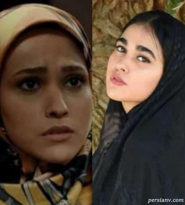 بازیگران زن سریال احضار ماه رمضان