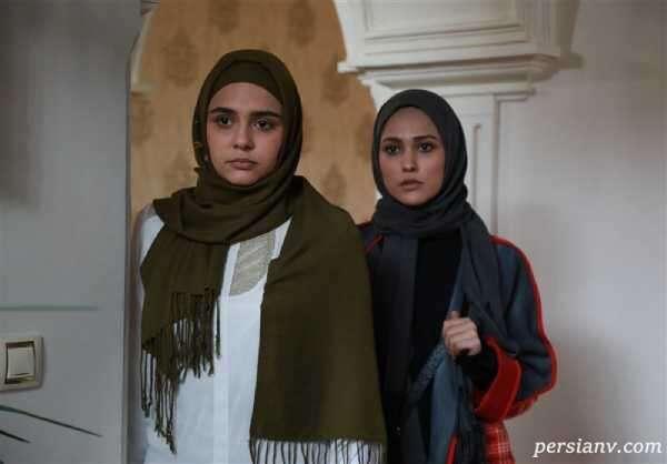 چهره بدون گریم بازیگران زن سریال احضار ماه رمضان