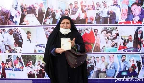 صحبت های جالب اولین کاندیدای زن انتخابات ریاست جمهوری ۱۴۰۰