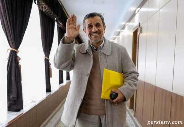 تزریق واکسن فایزر احمدی نژاد رئیس جمهور سابق ایران
