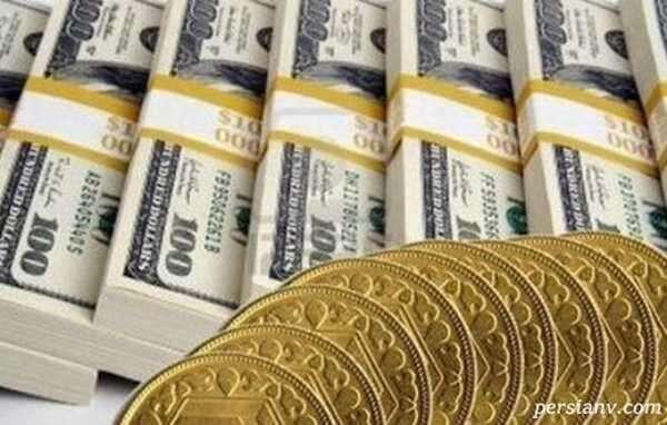 سرعت ریزش قیمت دلار و سکه شدیدتر شد, تا کجا ادامه دارد؟