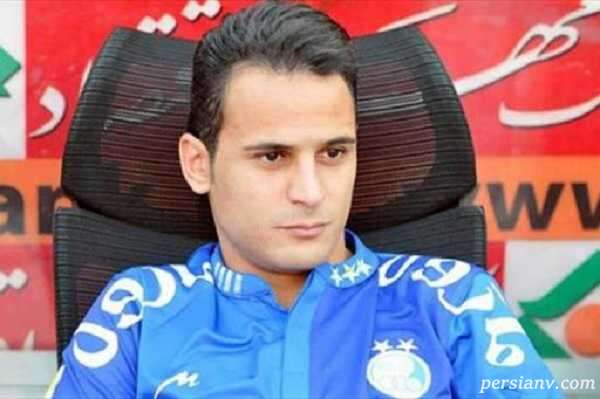 آرش برهانی سرمربی فوتبال در ویلای شیک و لوکس اش