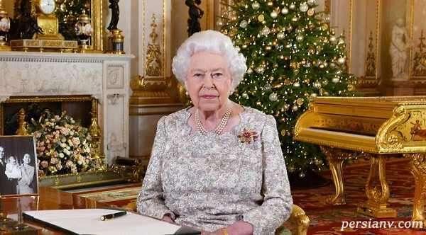 سخنرانی های ملکه الیزابت بعد از درگذشت همسرش