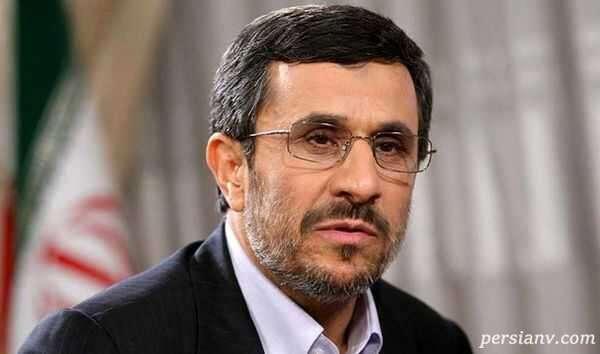 لحظه ورود و ثبت نام محمود احمدی نژاد در وزارت کشور