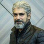 گریم مهدی پاکدل و همسرش رعنا آزادی ور در سریال عاشقانه «جیران»