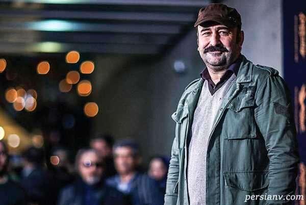 ناراحتی مهران احمدی