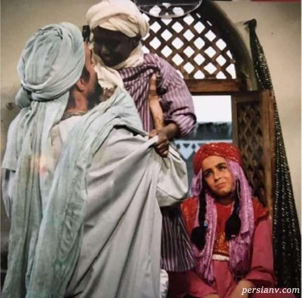 مهراوه شریفی نیا در نقش قطام