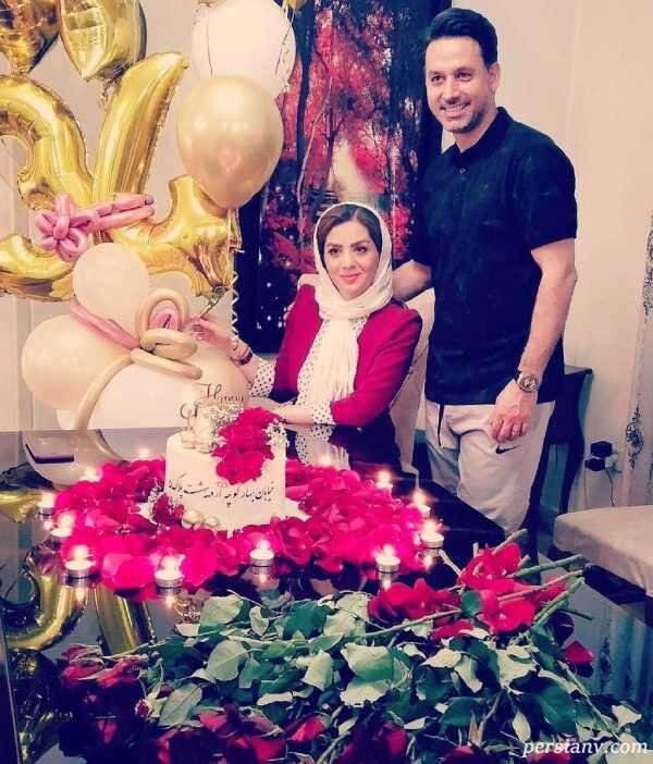تولد خانم مجری