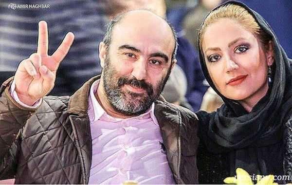 بازیگر پایتخت و همسرش