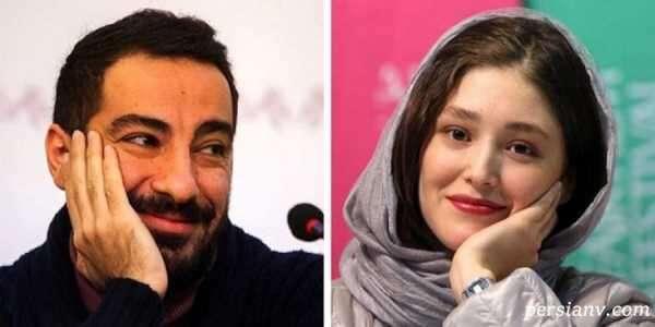 جدیدترین پست عاشقانه نوید محمدزاده برای فرشته حسینی
