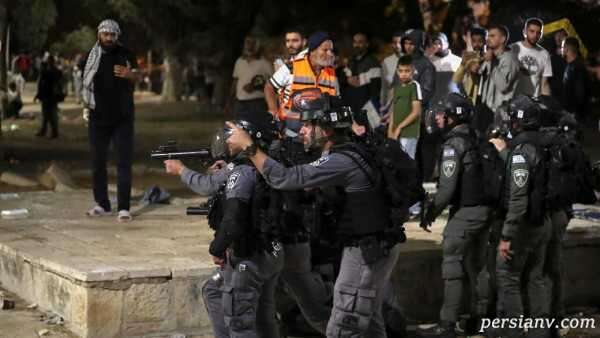 تصویر خنده بر چهره کودک فلسطینی زمان تدفین جهانی شد