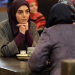 عکس مهشید جوادی بدون چادر , بازیگر مرضیه بچه مهندس ۴