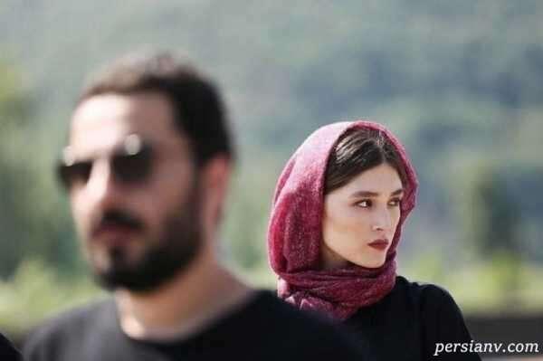 عکس نوید محمدزاده و فرشته حسینی