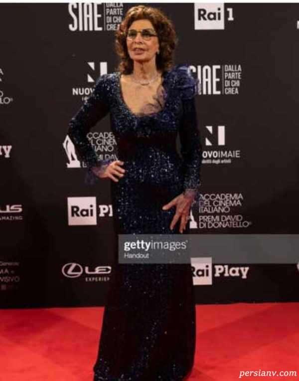 بهترین بازیگر نقش زن ایتالیا