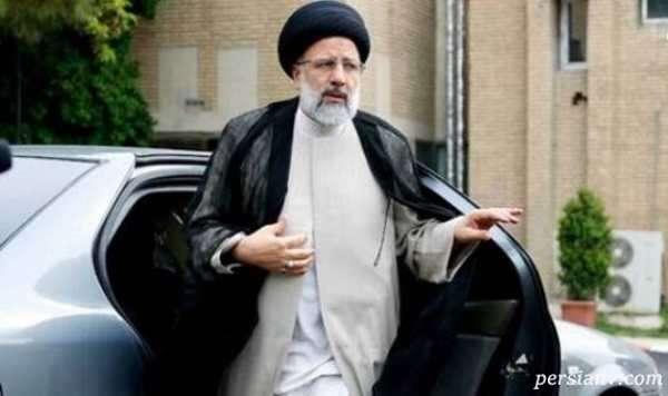 حضور رئیسی نامزد ریاست جمهوری در بازار بزرگ تهران