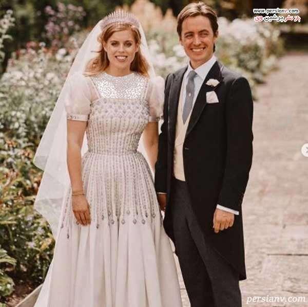 عروسی بئاتریس