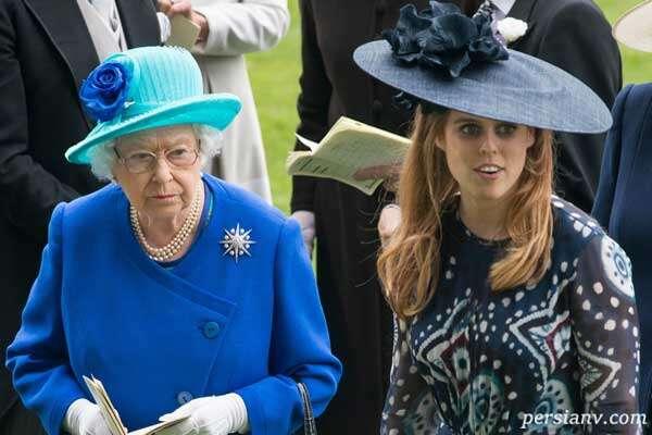 بارداری پرنسس بئاتریس نوه ملکه و جنجالی که اعلام آن به دنبال داشت